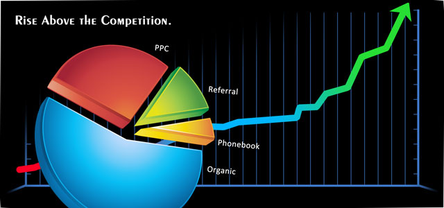 search engine optimization rise above the competition
